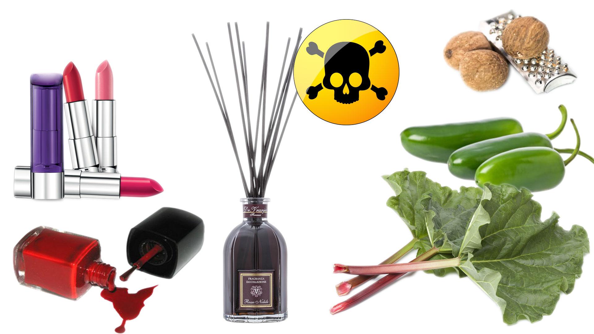 10 cose che possono ucciderci