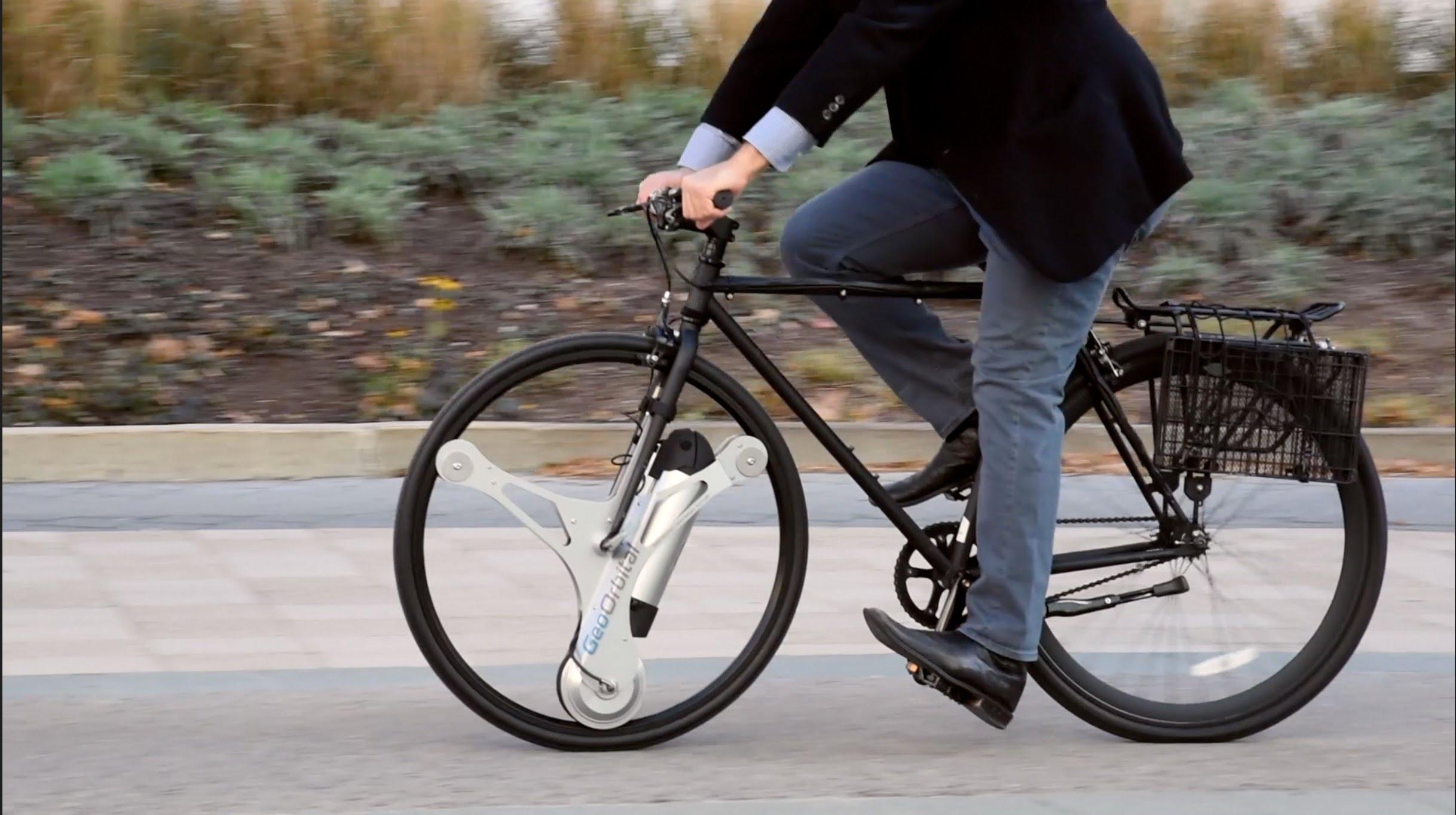 bicicletta geoorbital