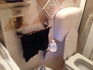 canneto bagno bruciato