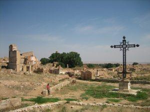 croce caduti belchite