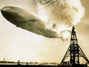 il disastro del hindenburg