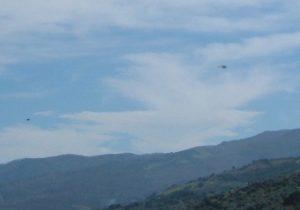 elicottero ufo canneto