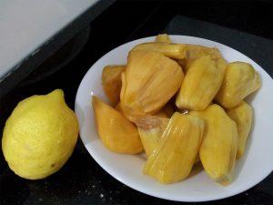 frutti della giaca