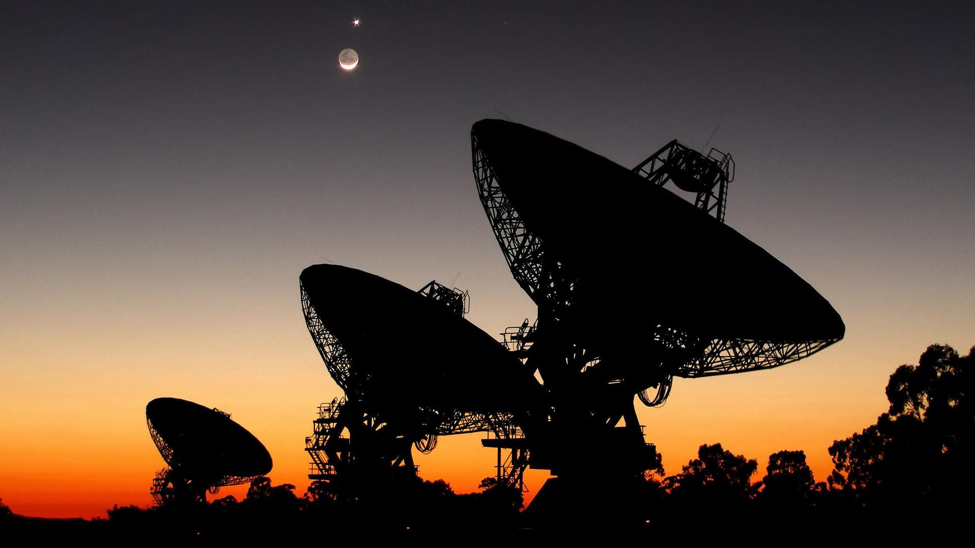 radio telescopio seti