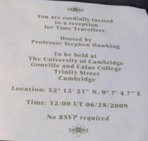 stephen hawking invito