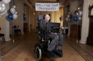 stephen hawking party