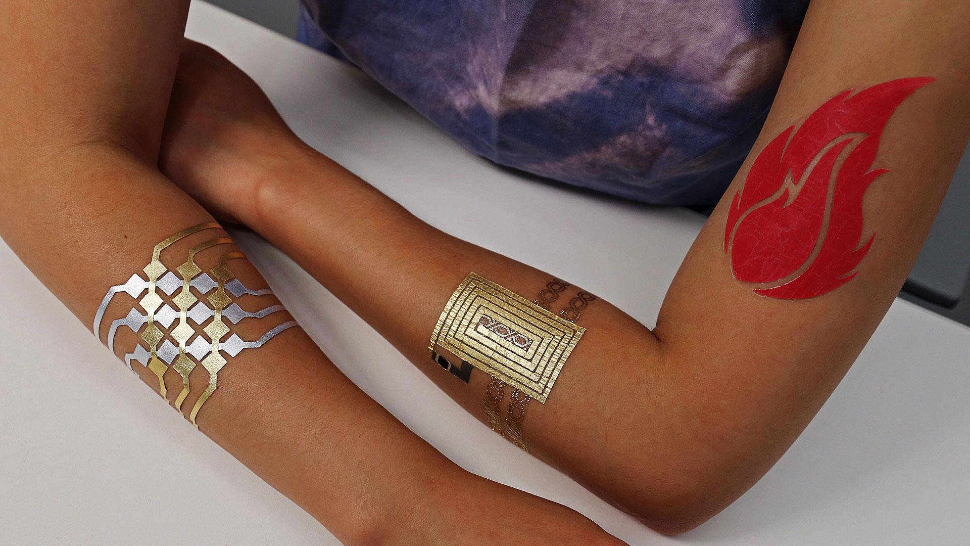 tatuaggio elettronico etattoo