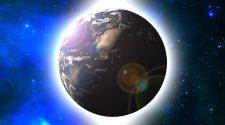 terra campo magnetico