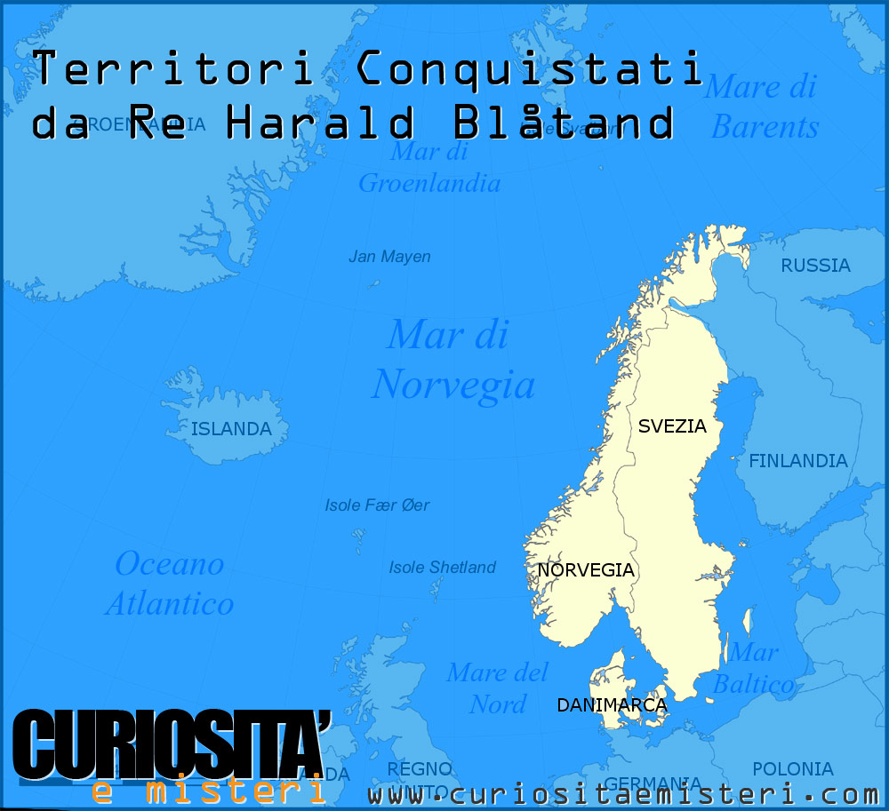 territori conquistati da bluetooth