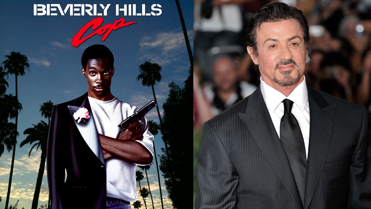 beverly hills cop stallone